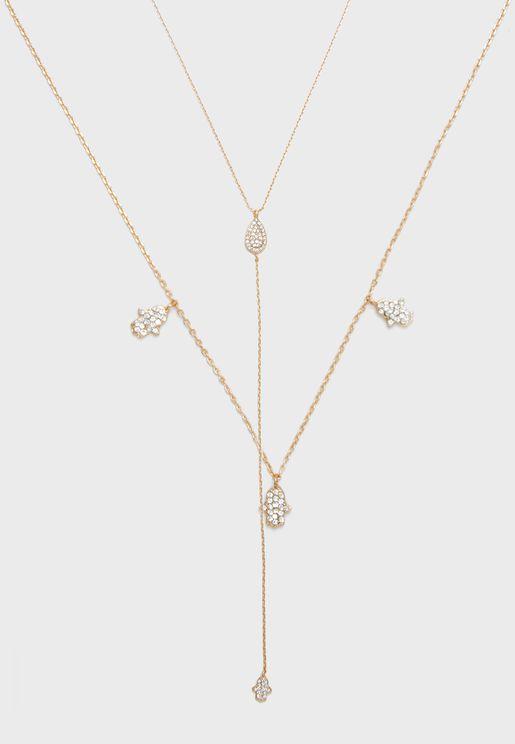 Multipack Alorka Necklace