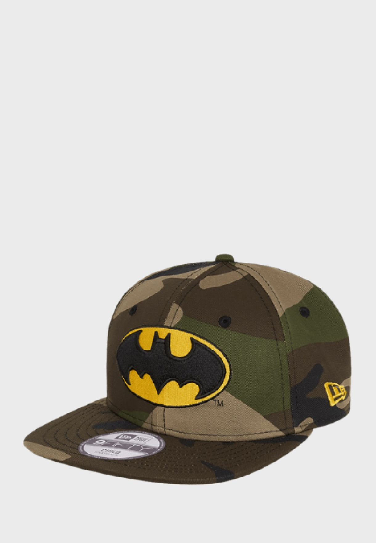 Youth 9Fifty Batman Camo Cap