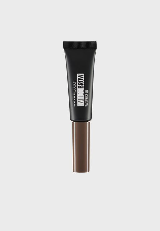 Tattoo Brow Gel Waterproof Deep Brown 06