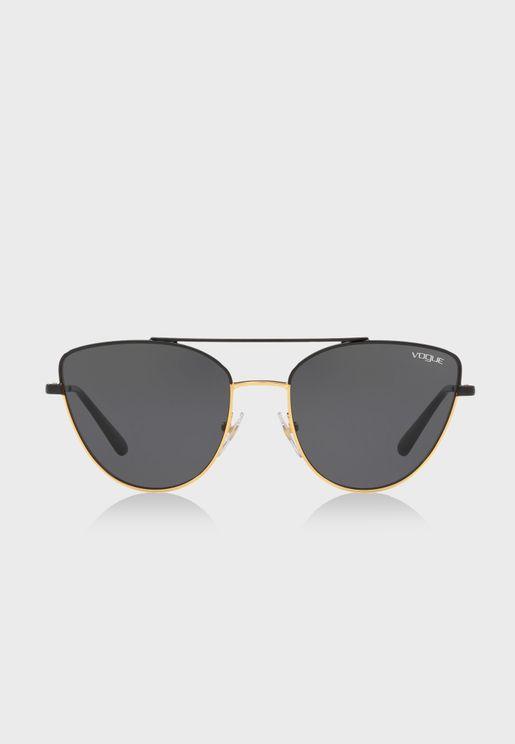 0VO4130S Cat Eye Sunglasses