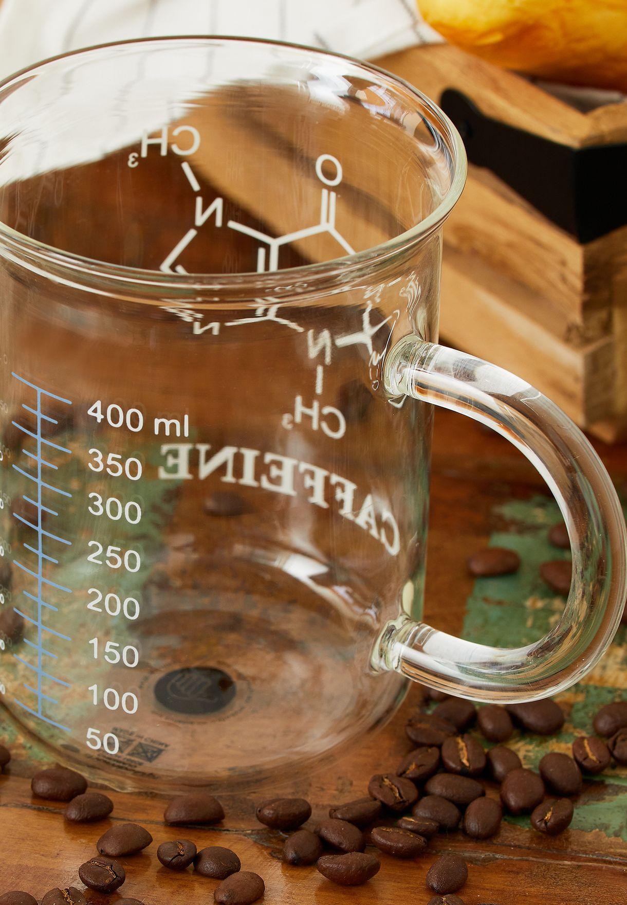Chemistry Caffeine Mug
