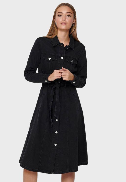 فستان سكاتر جينز