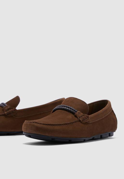 حذاء لوفرشامواه اصلي