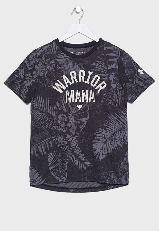 Youth Project Rock Warrior Mana T-Shirt