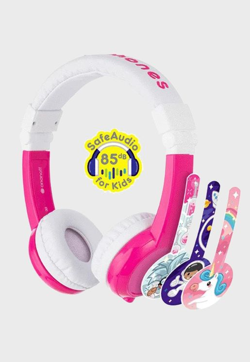 Unicorn Foldable Headphones With Mic