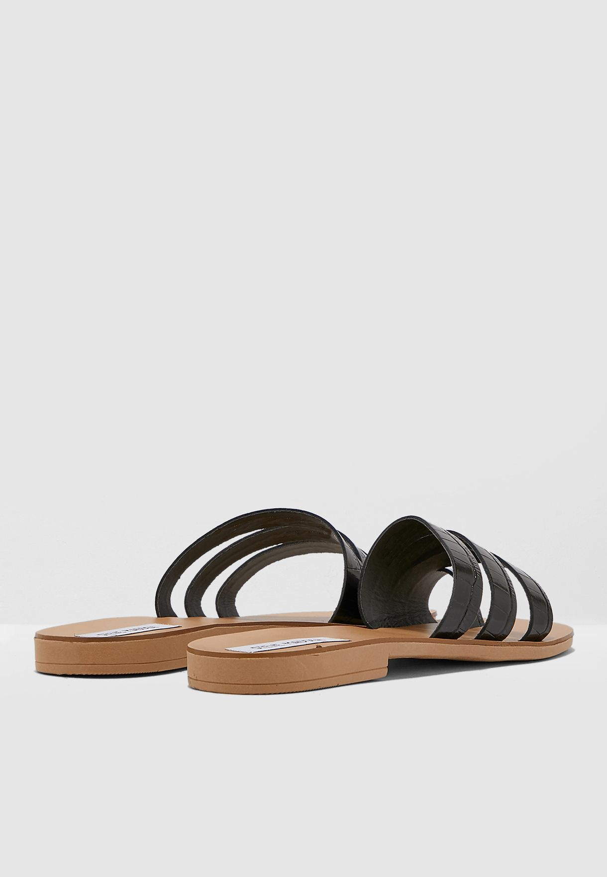 Ringtoss Sandal - Black