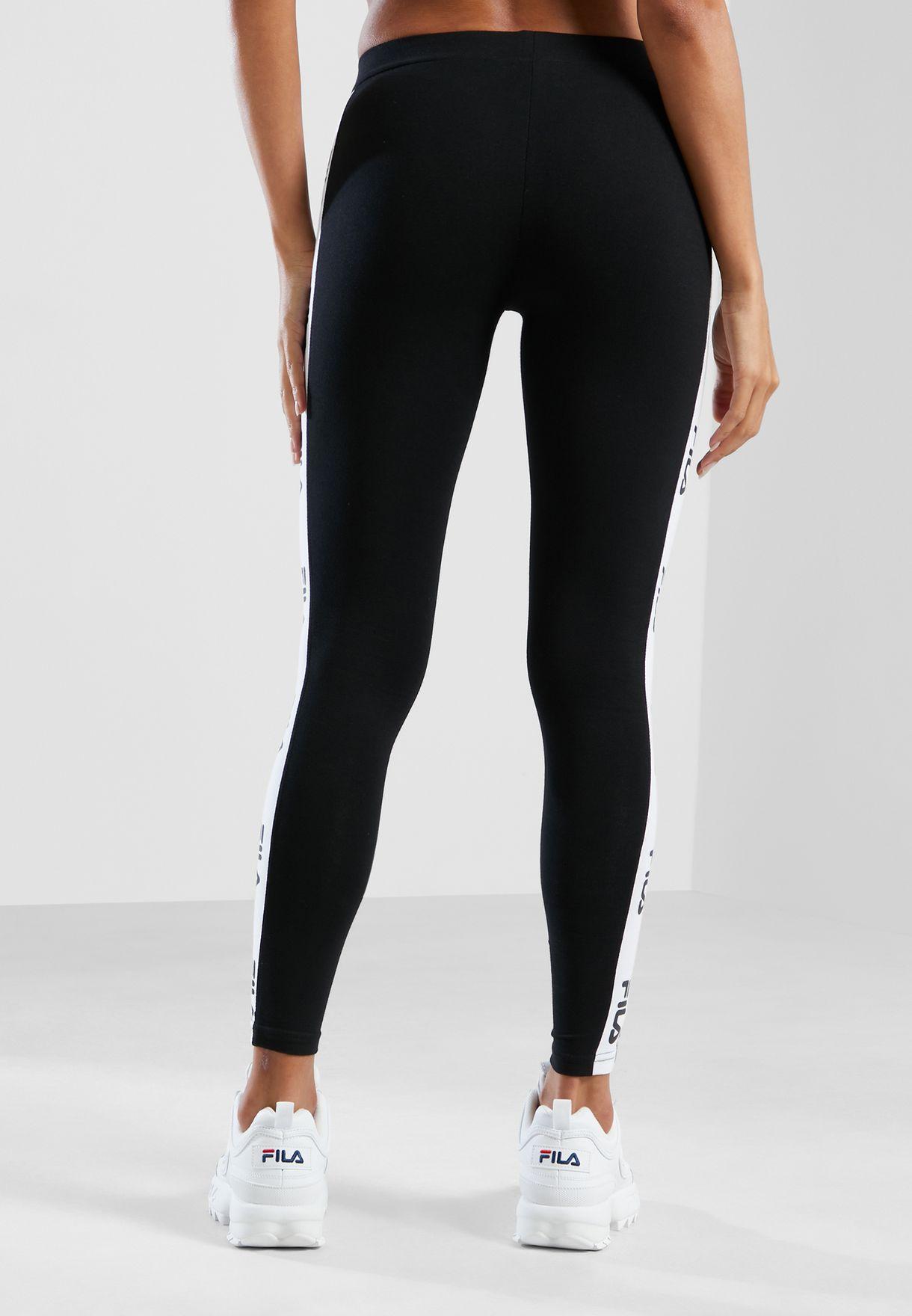 Michaela Side Panel Leggings