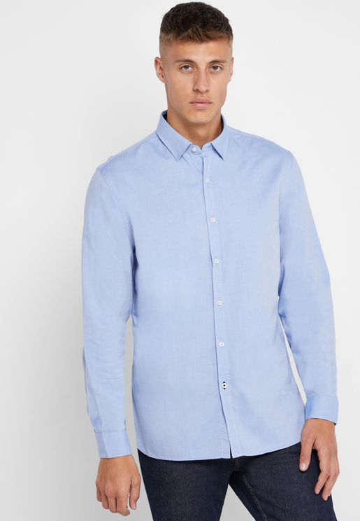 Modal Slim Fit Shirt
