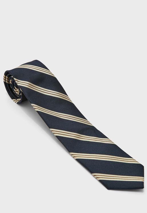 Regimental Striped Tie