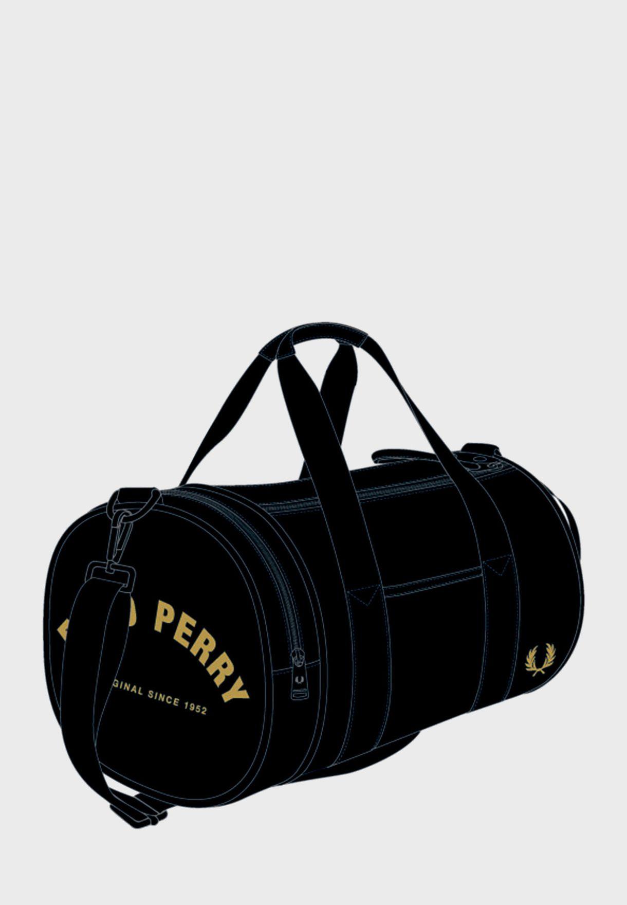 Tonal Duffel Bag