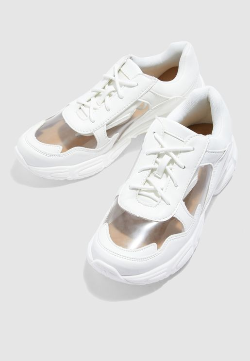 Panel Chunky Sneaker