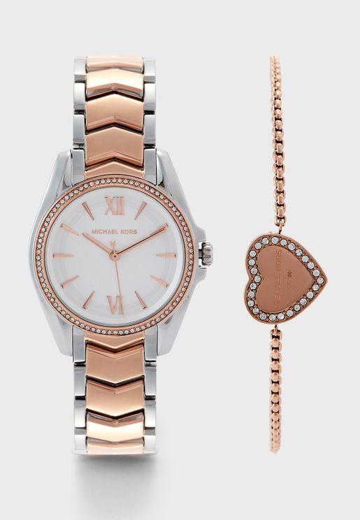 MK1023 Whitney Analog Watch