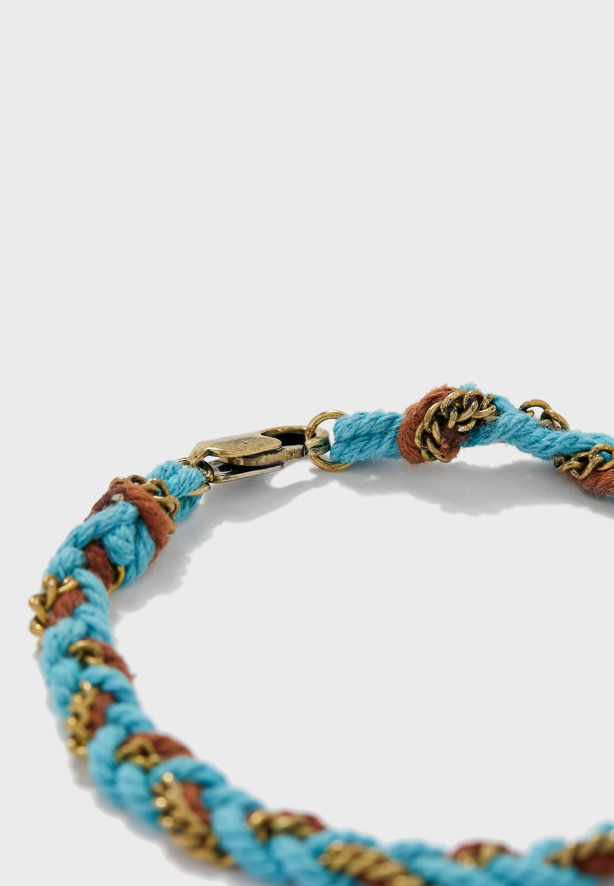 Requiem Plaited Bracelet