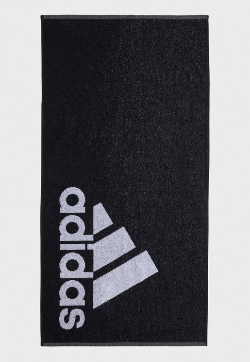 منشفة صغيرة  بشعار الماركة
