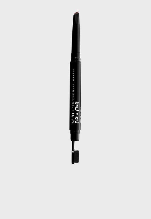 Fill & Fluff Eyebrow Pomade Pencil-Chocolate