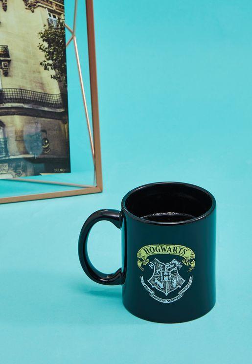 Hogwarts Crest Mug