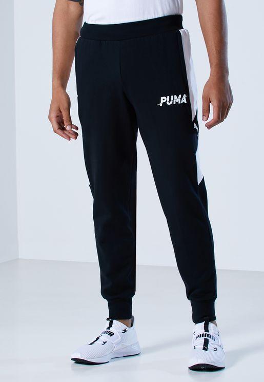 Modern Sports Fleece Sweatpants