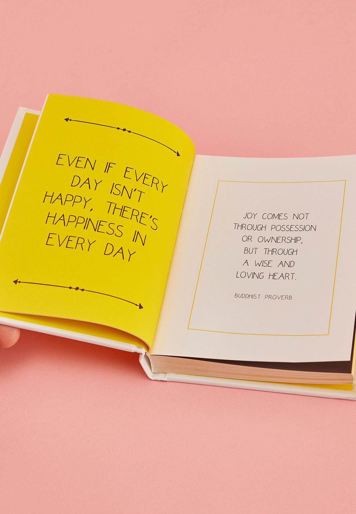 Choose Happy Inspirational Book