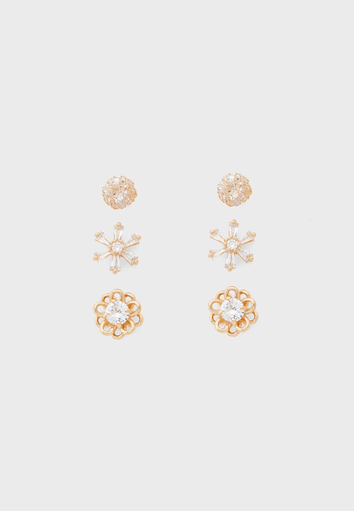 Cilisa Earrings Set