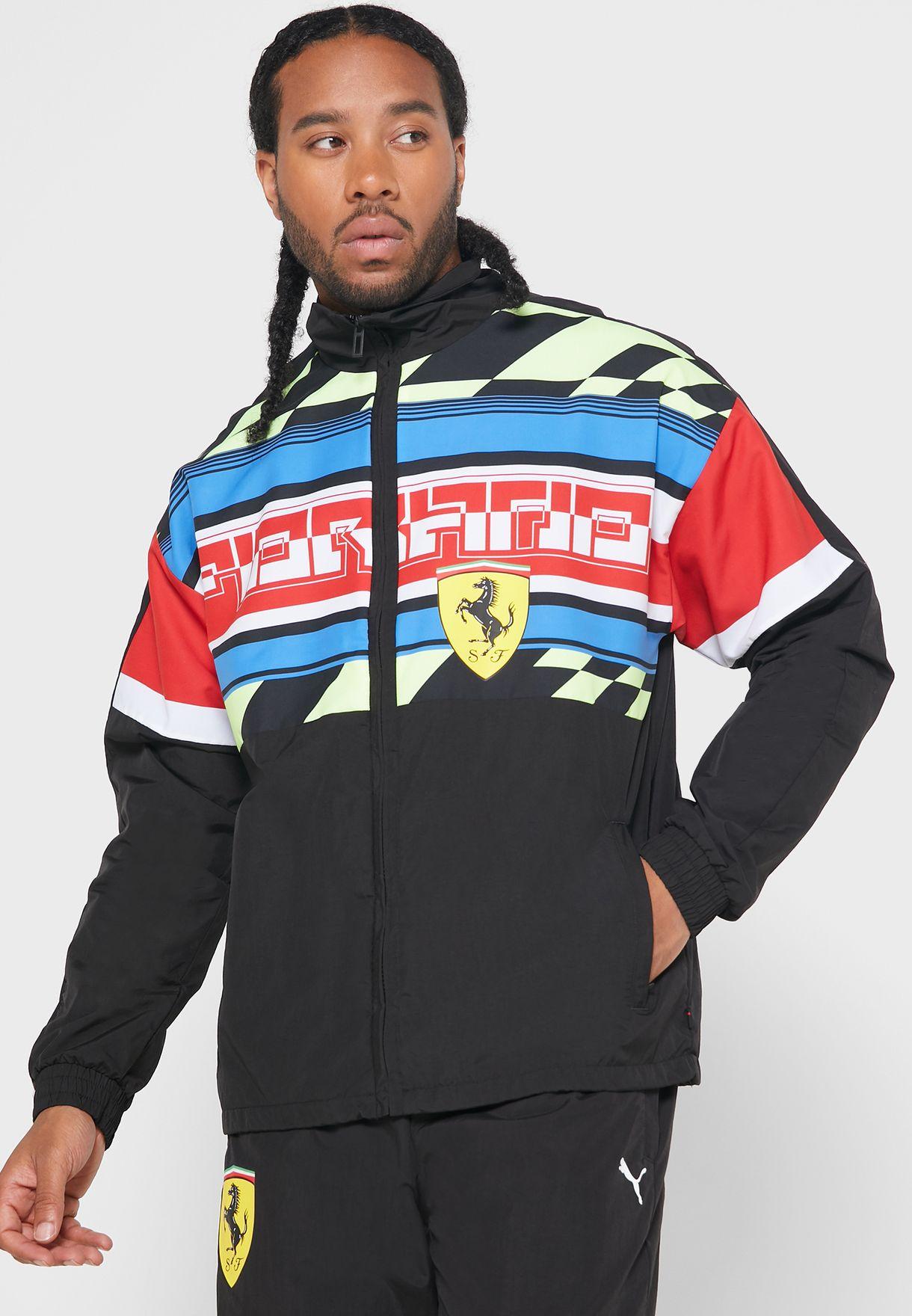 Buy Puma Multicolor Ferrari Street Jacket For Men In Muscat Other Cities 59613702