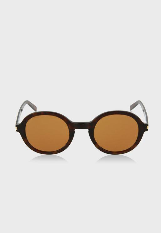 SL161SLI-30001183003 Round Sunglasses