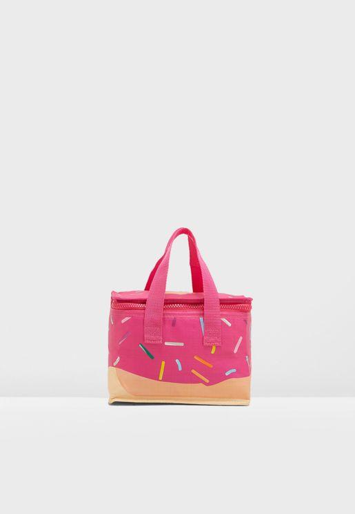 Kids Donut Lunch Bag