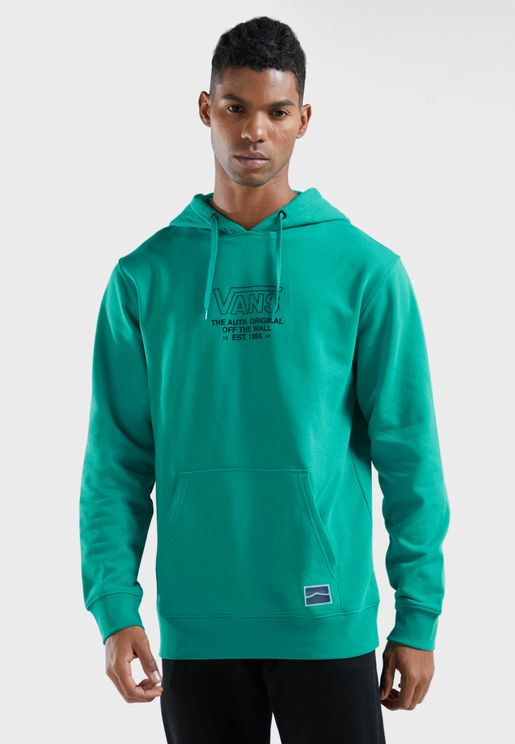 Sequence Hoodie