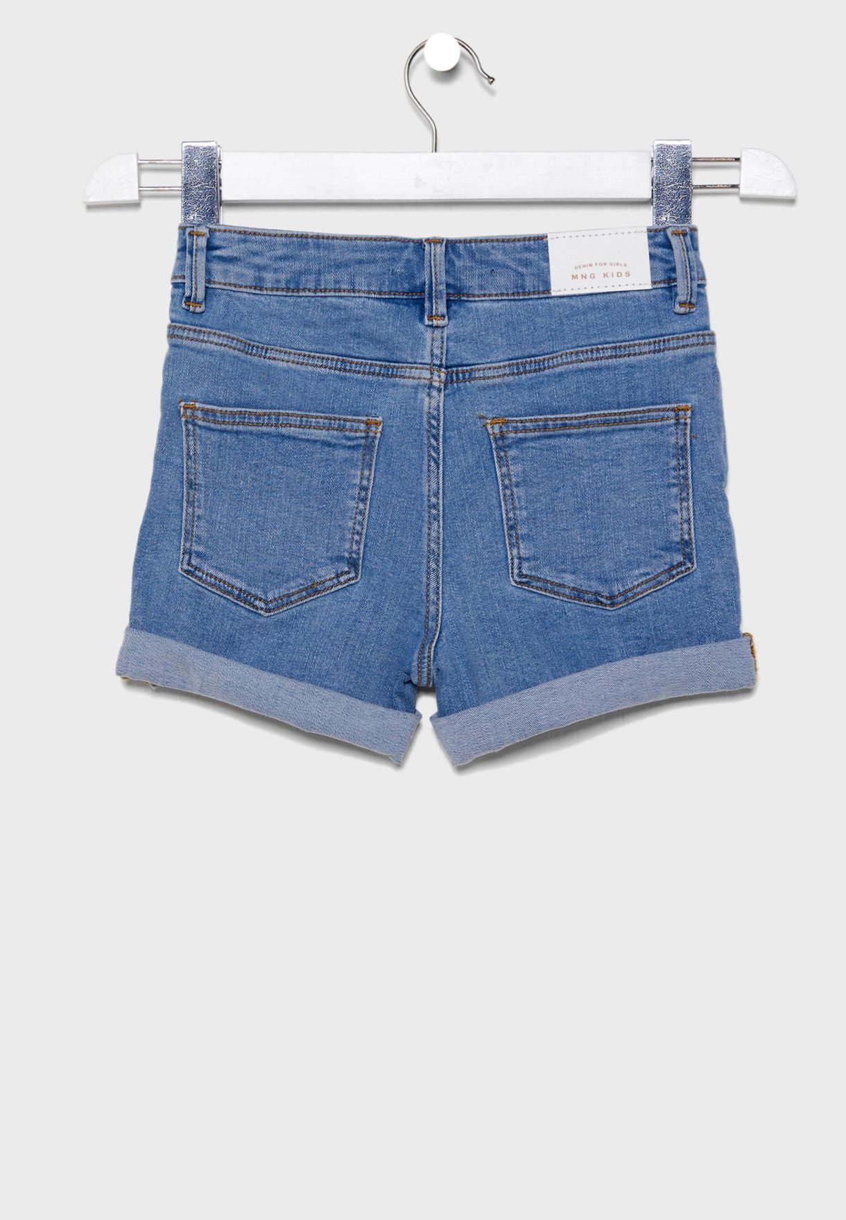 Kids Roll Up Shorts