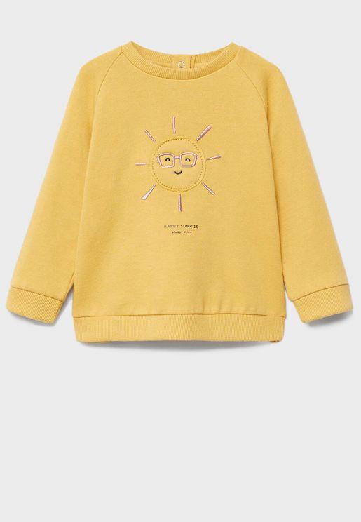 Infant Graphic Sweatshirt
