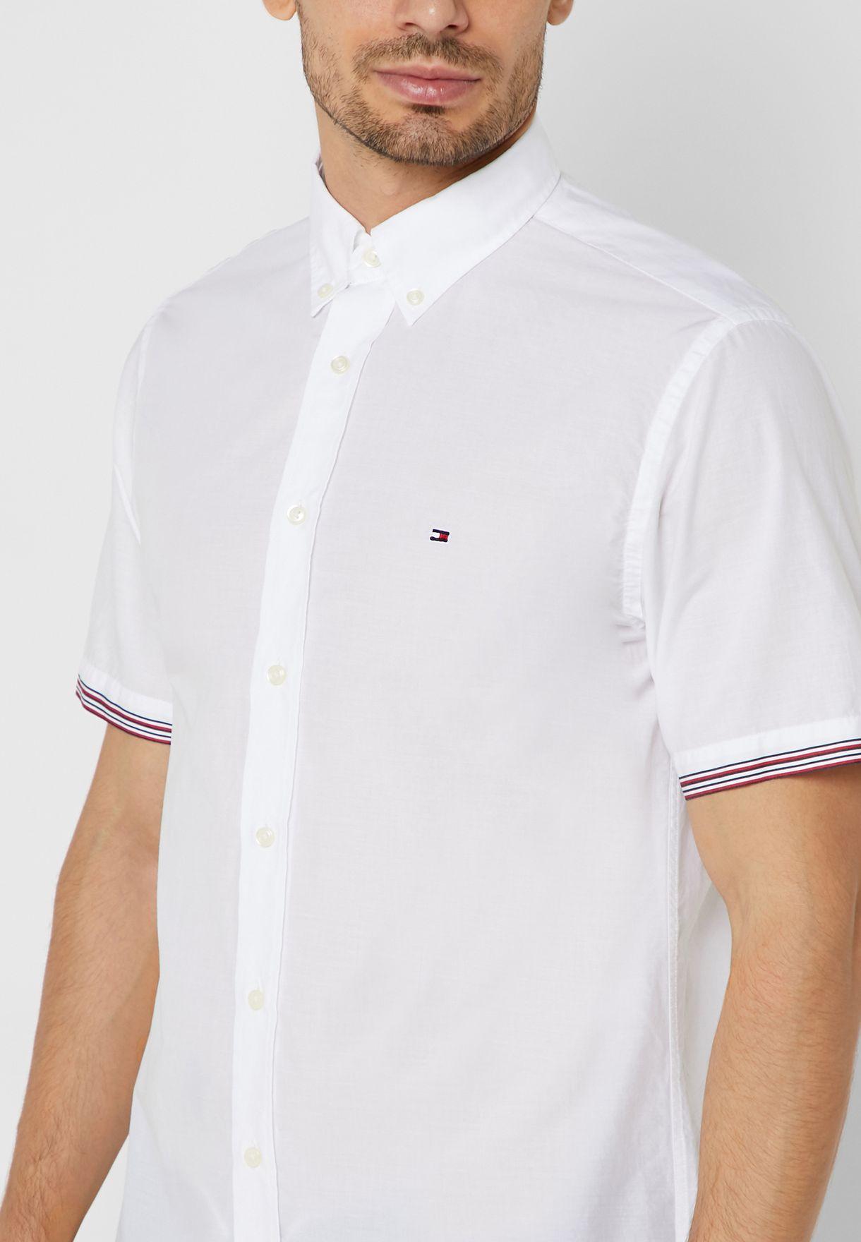 Striped Edge Shirt