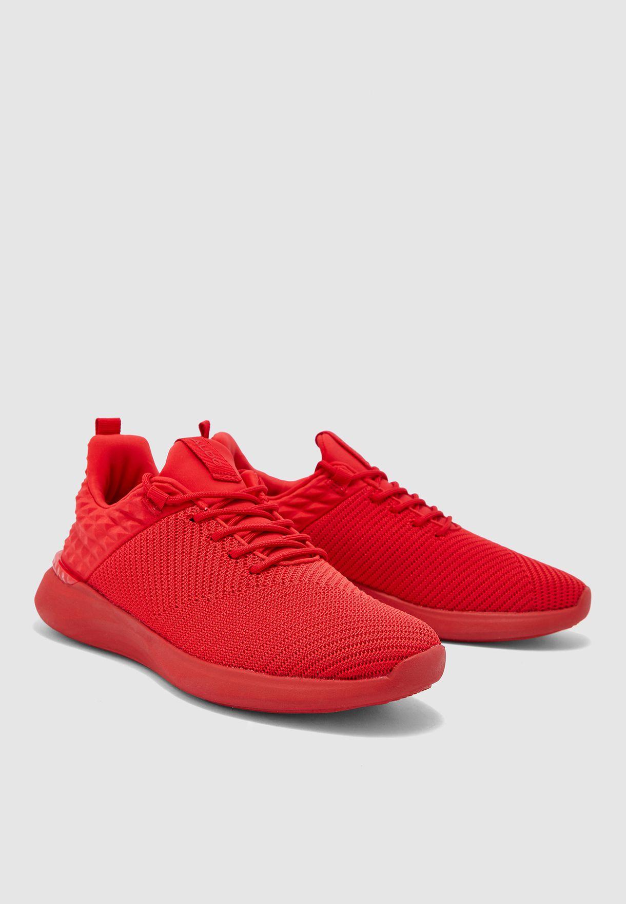 Buy Aldo red Rppl1B Sneaker - Red for