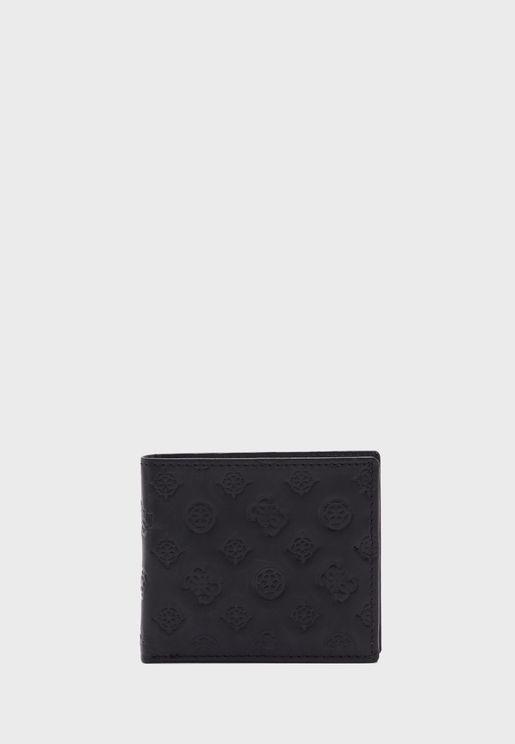 Guess Plain Card Holder