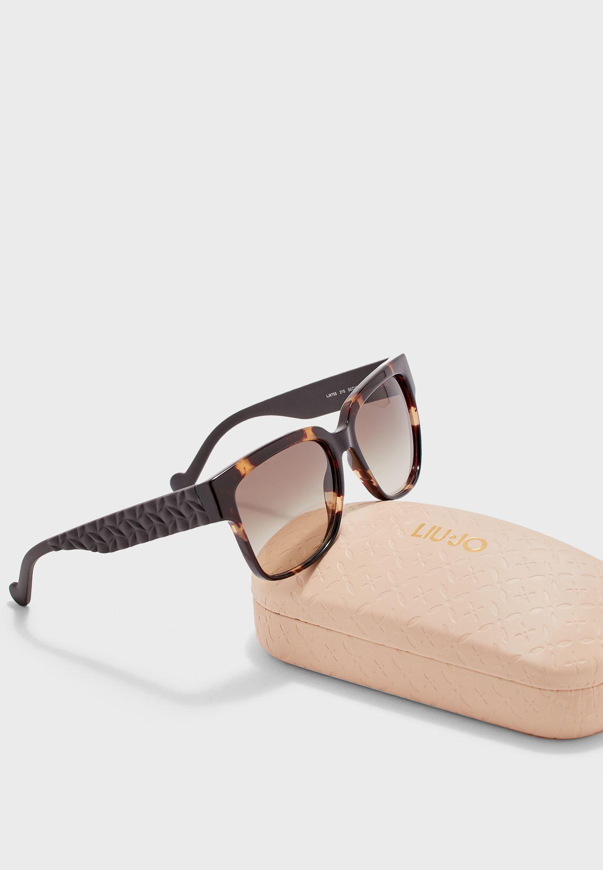 LJ675S Square Sunglasses