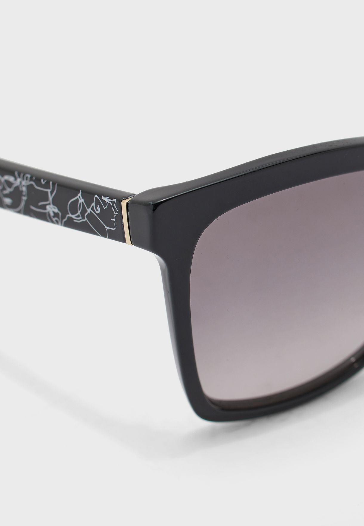 Kl938S Square Sunglasses