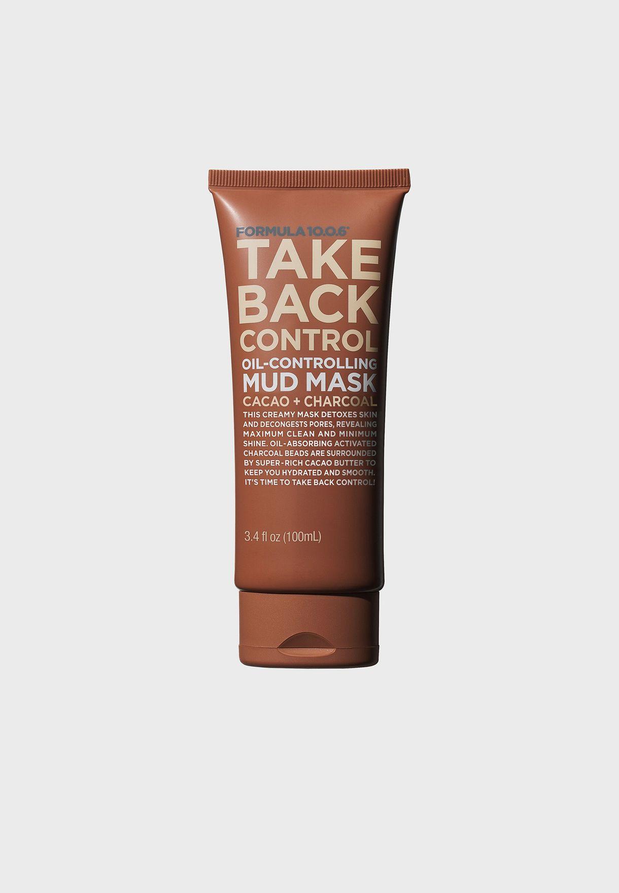 Take Back Control - Oil Controlling Mud Mask