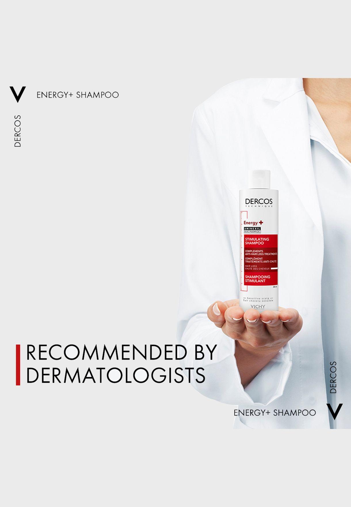 شامبو ديركوس منشط للشعر - 200 مل