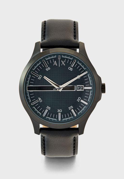 AX2411 Analog Watch