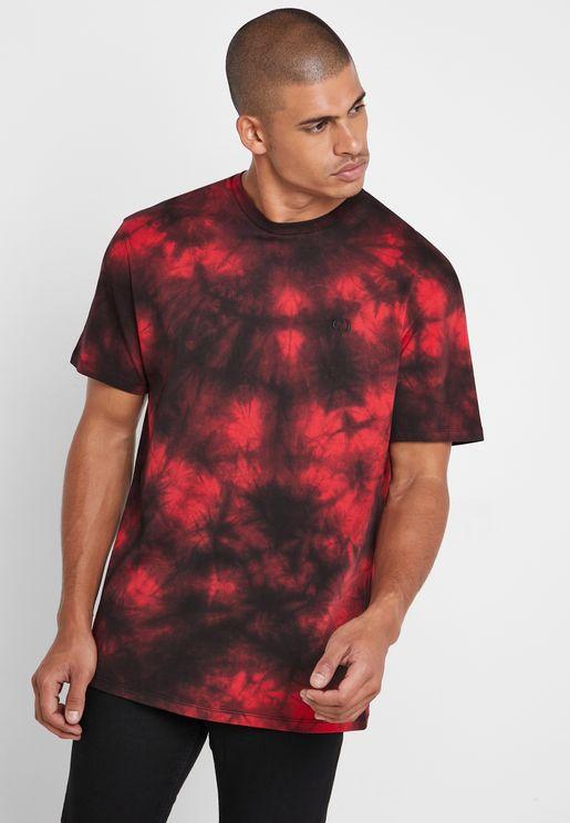 Dye Oversized T-Shirt
