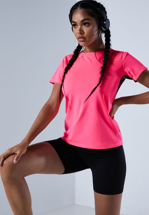 Fitted Short Sleeve T-Shirt