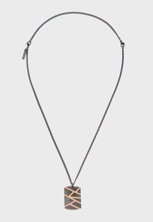 P PJ 26485PSBR-01 Necklace