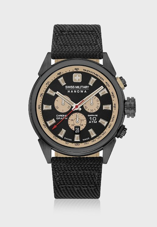 W S6-43221300714 Platoon Chronograph Watch