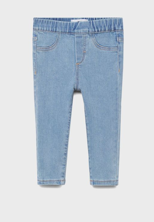 Infant Skinny Fit Jeans