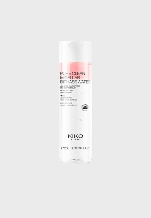 Pure Clean Micellar Biphase Water 200ml