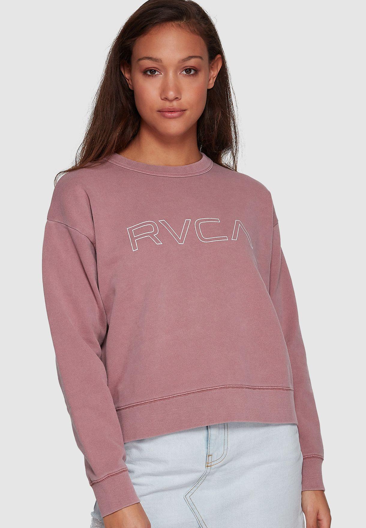 Keyline Pigment Sweatshirt