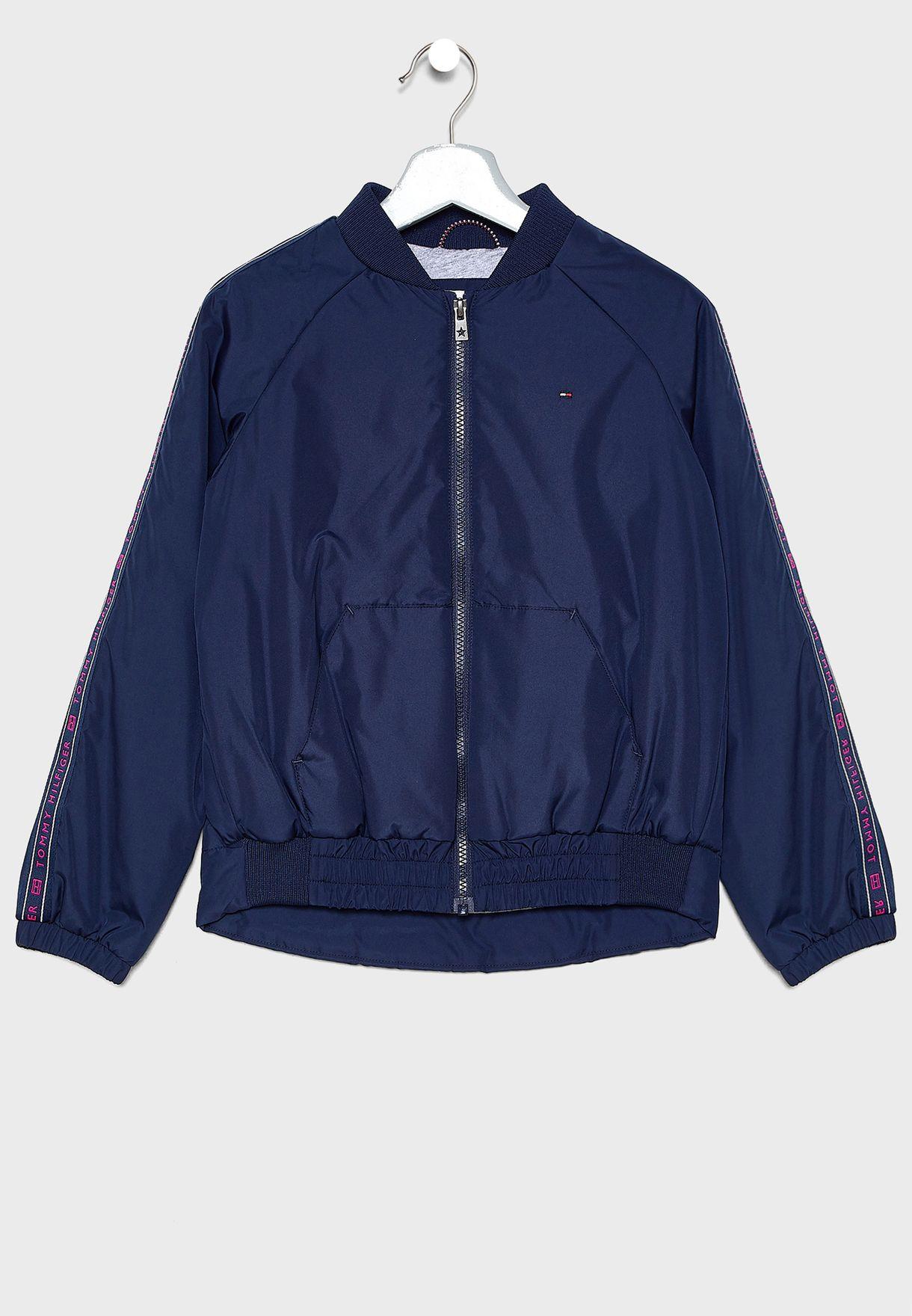 Teen Tommy Tape Jacket