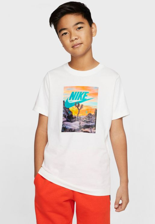 Youth NSW Air Photo T-Shirt