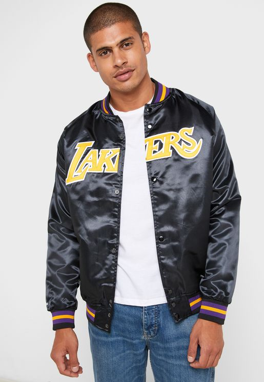 LA Lakers Jacket