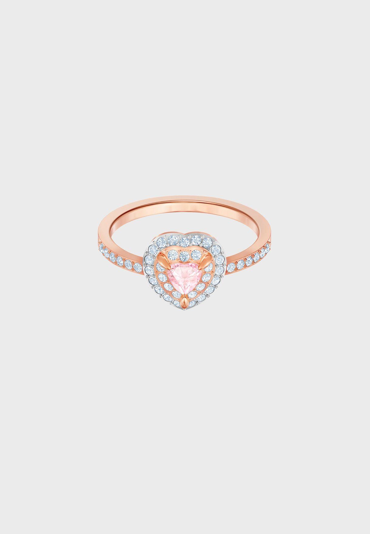 One Mini Stone Ring
