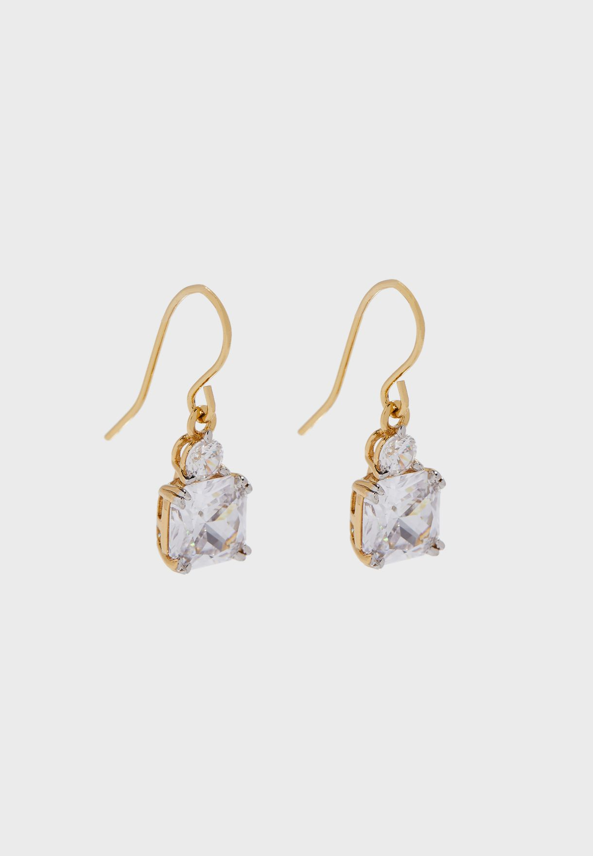 Meghan Sparkle Drop Earrings