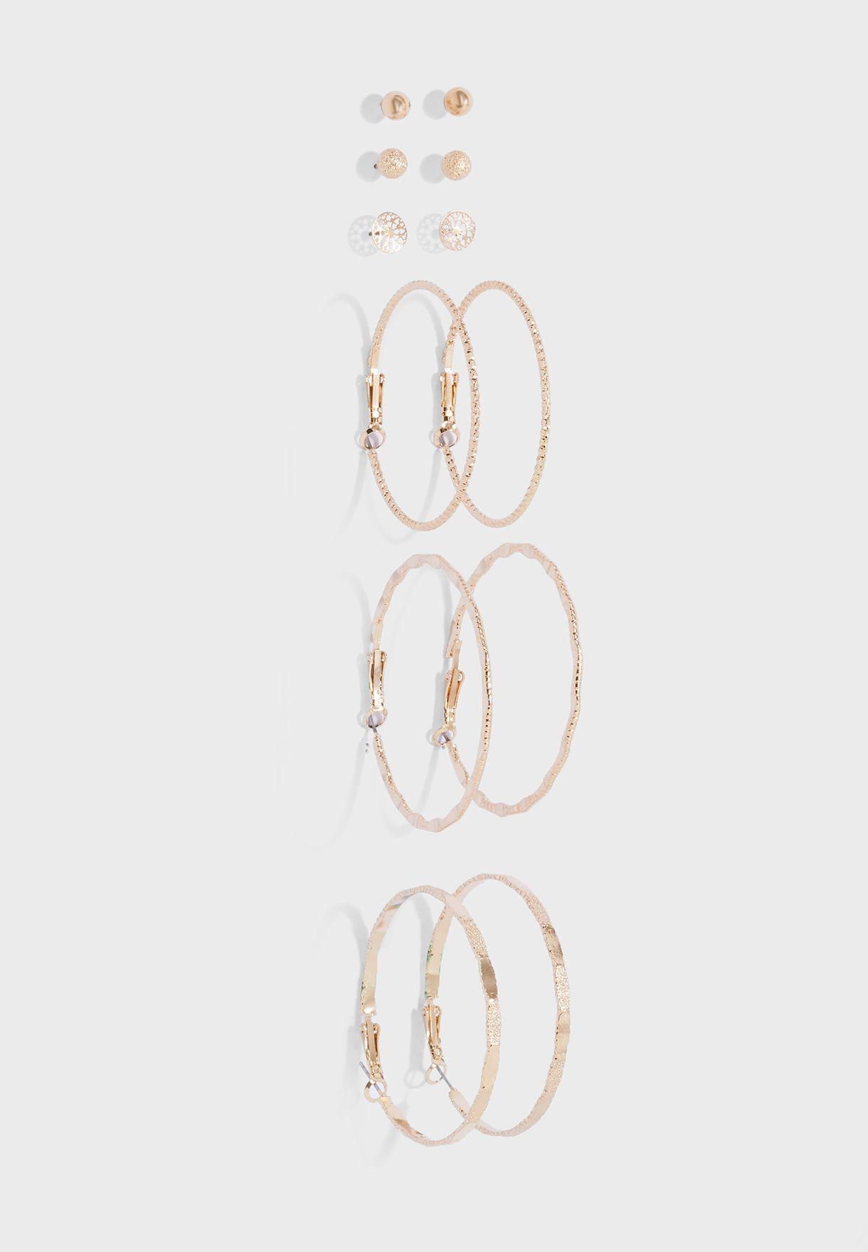 Gargaphia Earrings Set